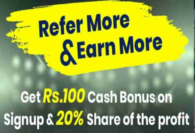 vision11 refer more and earn more